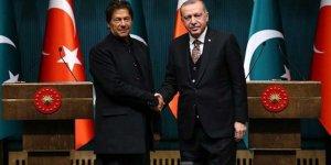 Cumhurbaşkanı Erdoğan Pakistan Başbakanı İle Görüştü