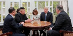 Kuzey Kore Sessizliğini Bozdu!