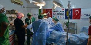 TİKA'dan Nijer'e Sağlık Hizmeti Desteği