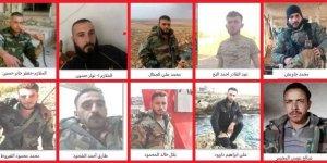 Direnişçiler Türkmen Dağı'nda 35 Rejim Askerini İmha Etti