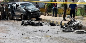 El-Bab'da Bomba Yüklü Motosiklet Patladı