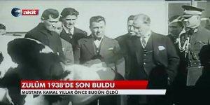 'Zulüm 1938'de Son Buldu' Davasına Beraat