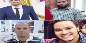 Türkiye Sisi Cuntasına Gönderilmeyi Bekleyen 4 Mısırlı Kardeşimizi İstemelidir!