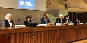 İHH Cenevre'de Suriyeli Kadın ve Çocuklar İçin Çağrıda Bulundu