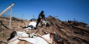 Gazze'de 3 Noktaya Hava Saldırısı