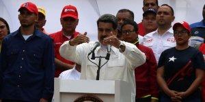 Maduro ''Kesintiden ABD Sorumlu''
