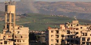 Esed Rejimi Sivil Savunma Merkezine Saldırdı