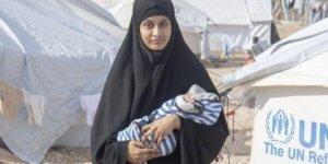 İngiltere'nin Kabul Etmediği Şamima Begüm'ün Bebeği Suriye'de Öldü