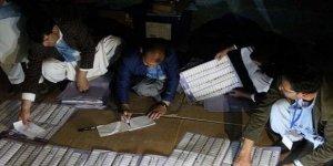 Afganistan'da Cumhurbaşkanlığı Seçimi Bir Kez Daha Ertelendi