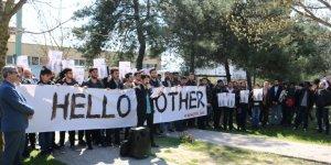 Uludağ Üniversitesi'nde Yeni Zelanda'da Yaşanan Irkçı Saldırı Protesto Edildi