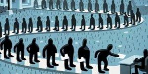 İşsizlik, 83 Bin Kişi Artarak 3 Milyon 537 Bin Kişi Oldu