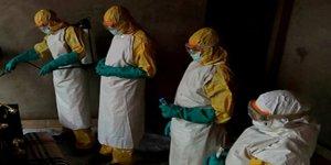 Kongo'da Ebola Salgınında 564 Kişi Öldü