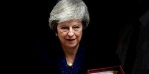 İngiltere Başbakanı May: İstifaya Hazırım!