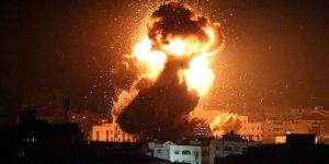 Siyonistler Heniyye'nin Gazze'deki Ofisini Bombaladı