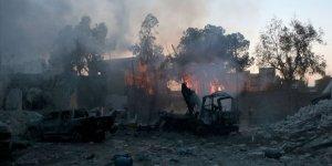 İdlib'de Rejimin Ateşkes İhlalleri Geçen Seneyi Geçti