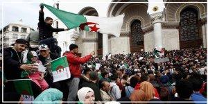 Cezayir Halkı Sadece Buteflika'dan Değil, Çürümüş Sistemden Kurtulma Peşinde!