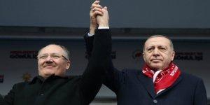 Sivas'ta AK Parti Adayı Hilmi Bilgin kazandı