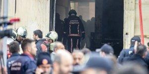 Ankara'daki Yangında Ölenlerin Sayısı 6'ya Yükseldi