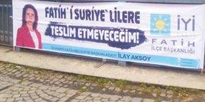 İYİ Partili Adayın Suriyeli Düşmanlığı Fatih'te Karşılık Bulmadı
