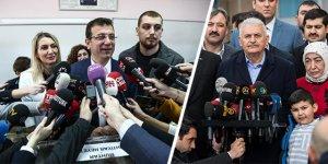 İmamoğlu'nun İBB Başkanı Sıfatıyla Anıtkabir'e Çıkışı Üzerine