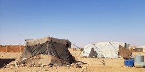 Rukban Kampı'nda Zorunlu Tahliyeler Sürüyor