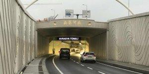 Avrasya Tüneli'ne Dolar Kuru Ayarlı Zam