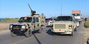 BM: Trablus'taki Siviller Kapana Kısıldı