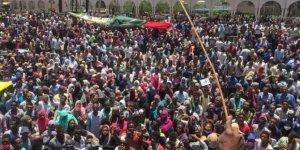 Sudan'da Gösterilere Müdahale