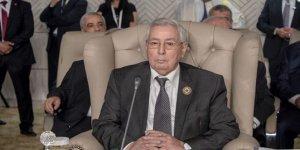 Cezayir'de Abdulkadir Bin Salih Geçici Cumhurbaşkanı Oldu