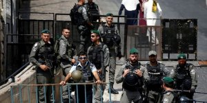 İşgal Güçleri Kudüs'ü Adeta Askeri Kışlaya Dönüştürdü