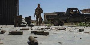 Hafter Güçleri Trablus'a Sızmaya Çalışıyor