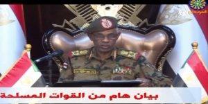 Sudan'da Yönetime El Koyan Ordu Ömer El-Beşir'i Tutukladı