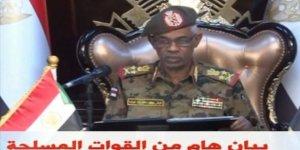 Sudan'da Darbe Yapan Avf göreve başladı