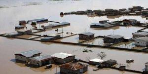 İran'da Sel Nedeniyle 76 Kişi Hayatını Kaybetti