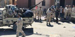 Libya'da UMH Güçlerinden 'İlerliyoruz' Mesajı