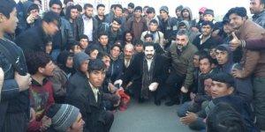 Savcı Sayan Otagar'daki Mültecilerin Sıkıntılarına El Attı