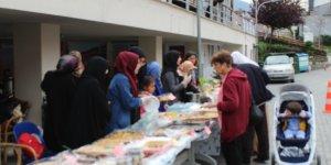 Bursa'da Suriyeli Muhacirler Yararına Kermes Düzenlendi