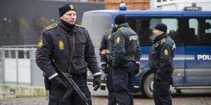 Danimarka'da Mülteciler İçin Yapılan Protestoda 2 Tutuklama
