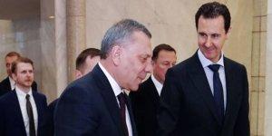 Rusya Esed Rejimi ile Anayasa İçin Görüşme Yaptı