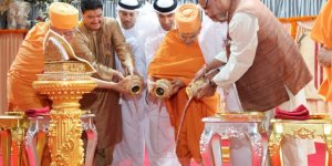 BAE'de Hindu Tapınağı Yapılacak
