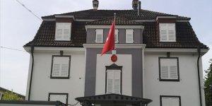 Türkiye'nin Zürih Başkonsolosluğuna Molotof Kokteylli Saldırı
