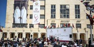 Katar Gazze'de 'Rehabilitasyon ve Protez Hastanesi' Açtı