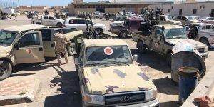 UMH Güçleri Trablus Havalimanı'nın Büyük Kısmını Ele Geçirdi