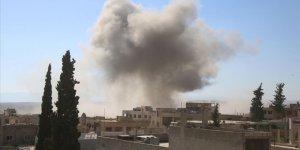 İşgalci Rusya'dan İdlib'e Hava Saldırısı