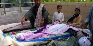 ABD Afganistan'da Çocukları Katletti