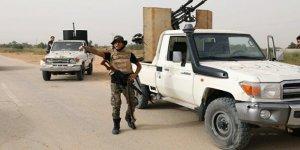 UMH El-Aziziye Bölgesini Hafter Güçlerinden Geri Aldı