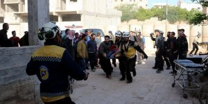 İdlib'de Son 3 Günde 25 Sivil Katledildi