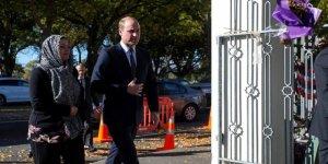 Prens William, Yeni Zelanda'daki En-Nur Camii'ni Ziyaret Etti