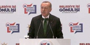 Erdoğan: Parti İçinde Yanlış Yapanlar Var, Bunun Hesabını Soracağız