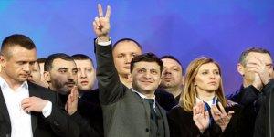 Ukrayna'nın Yeni Devlet Başkanından Rusya'ya İlk Hamle